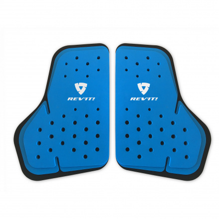 REV'IT! Divided Chest Protector Seesoft, Blauw (1 van 1)