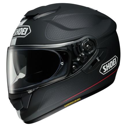 Shoei GT-Air Wanderer 2, Mat zwart-Wit-Rood (1 van 3)