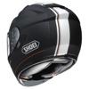 Shoei GT-Air Wanderer 2, Mat zwart-Wit-Rood (Afbeelding 2 van 3)