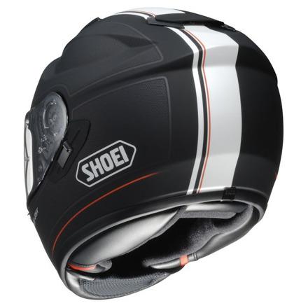 Shoei GT-Air Wanderer 2, Mat zwart-Wit-Rood (2 van 3)