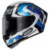 X-Spirit III Brink - Zwart-Wit-Blauw
