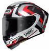 X-Spirit III Brink - Zwart-Zilver-Rood