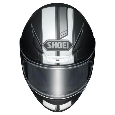 Shoei NXR Flagger, Zwart-Wit (3 van 3)
