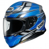NXR Rumpus - Blauw-Zilver