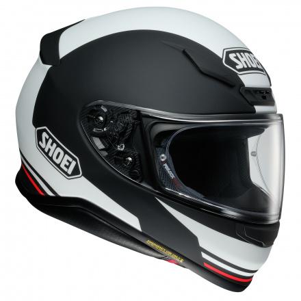 Shoei NXR Recounter, Mat zwart-Wit-Rood (3 van 4)