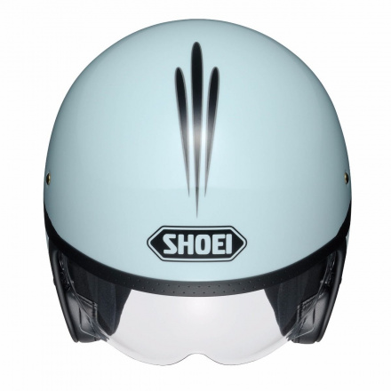Shoei J.O Sequel, Zwart-Wit (2 van 3)