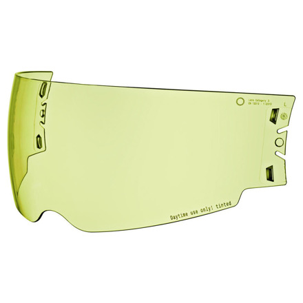 Shoei Zonnevizier  (Neotec2, GT-Air, J-Cruise), High Definition geel, anti-kras (1 van 1)