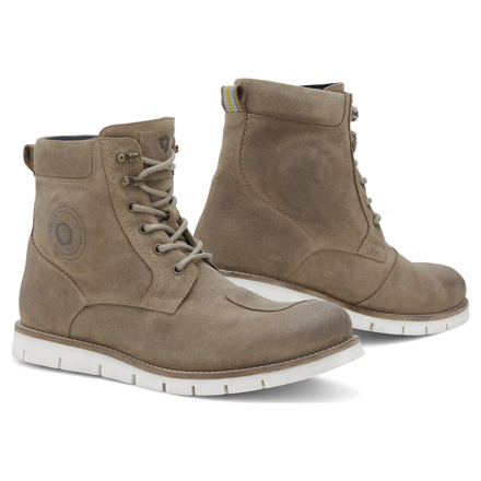 REV'IT! Shoes Ginza 2, Wit-Bruin (1 van 1)
