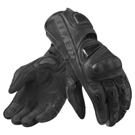 REV'IT! Jerez 3 Motorhandschoenen, Zwart (1 van 1)