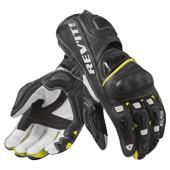 Gloves Jerez 3 - Zwart-Neon Geel