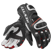 Gloves Jerez 3 - Zwart-Rood