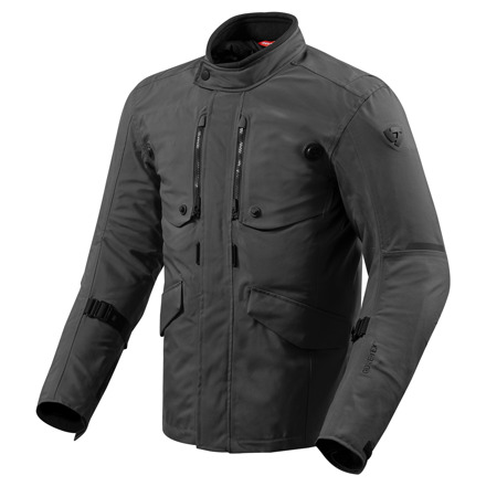 REV'IT! Jacket Trench GTX, Zwart (1 van 2)