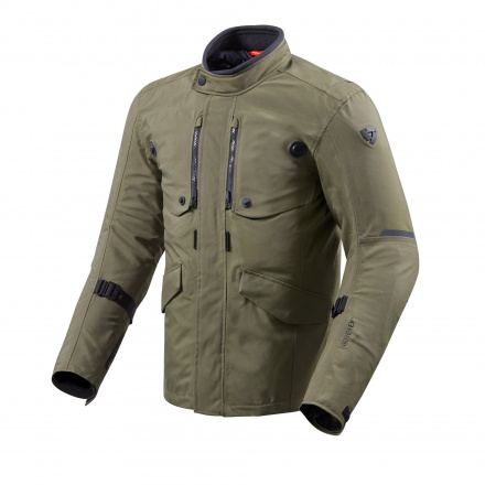 Jacket Trench GTX - Groen