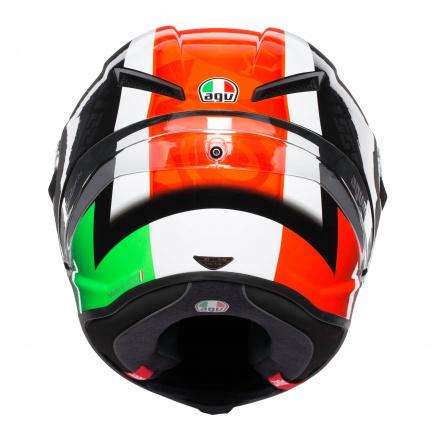 AGV Corsa R Multi Casanova (Pinlock), Zwart-Rood-Groen (6 van 6)