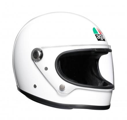 AGV X3000 Solid, Wit (3 van 4)
