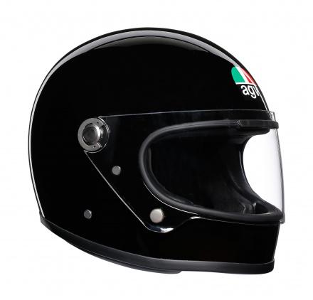 AGV X3000 Solid, Zwart (1 van 4)