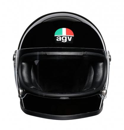 AGV X3000 Solid, Zwart (2 van 4)