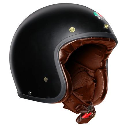 X70 Solid - Mat Zwart-Goud