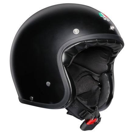 X70 Solid - Mat Zwart