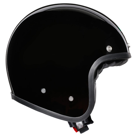 AGV X70 Solid, Zwart (3 van 4)