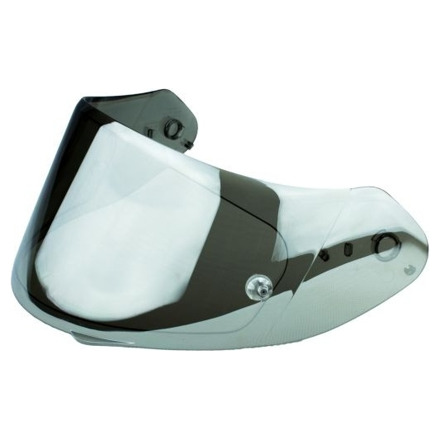 Vizier  ELLIP-TEC Faceshield (EXO-1200-710-510-390) - Irridium Zilver, anti-kras