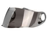Vizier  Speedshift 3D Shield (EXO-490-500-1000) - Irridium Zilver, anti-kras