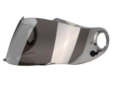 Scorpion Vizier  Speedshift 3D Shield (EXO-490-500-1000), Irridium Zilver, anti-kras (1 van 1)