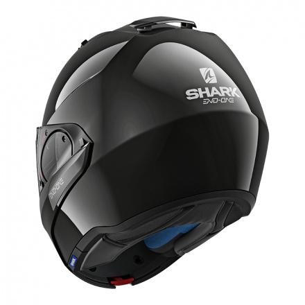 Shark Evo-one 2 Blank, Zwart (3 van 6)