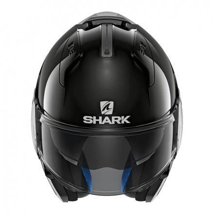 Shark Evo-one 2 Blank, Zwart (5 van 6)