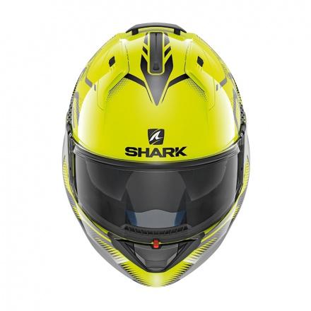 Shark Evo-one 2 Keenser, Geel-Zwart (2 van 5)