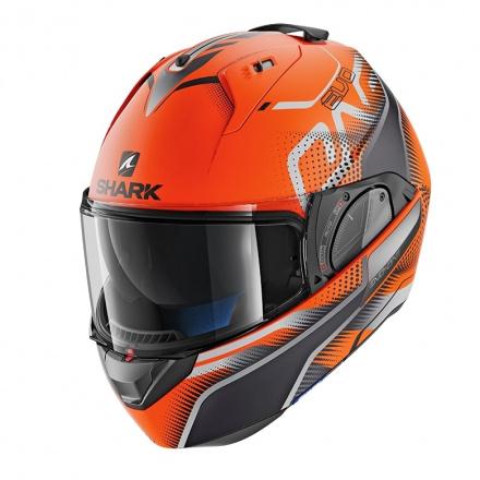 Evo-one 2 Keenser Mat - Mat Zwart-Oranje