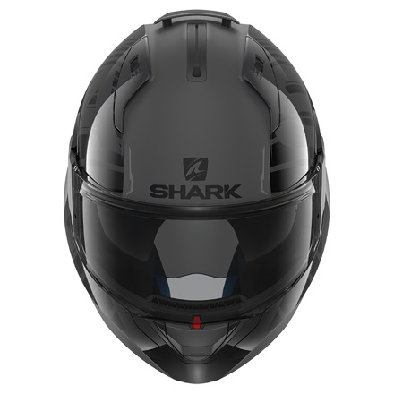 Shark Evo-one 2 Lithion  Dual, Antraciet-Zwart (3 van 6)