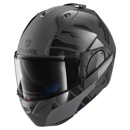 Evo-one 2 Lithion  Dual - Antraciet-Zwart