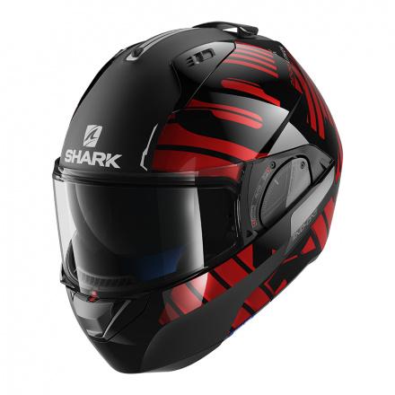 Evo-one 2 Lithion  Dual - Zwart-Rood