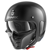 Shark Jet helmen