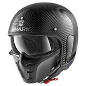 S-drak Carbon Skin - Carbon-Zwart-Zilver