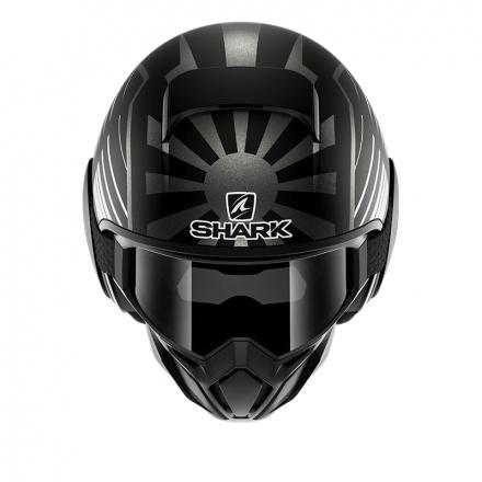 Shark Street Drak Zarco Mat Mal GP, Mat Zwart (2 van 3)
