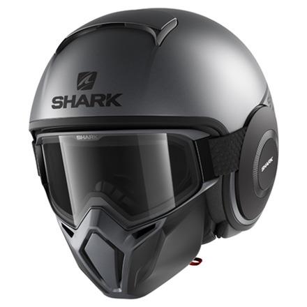 Shark Street Drak Neon Serie Mat, Antraciet-Zwart (1 van 3)