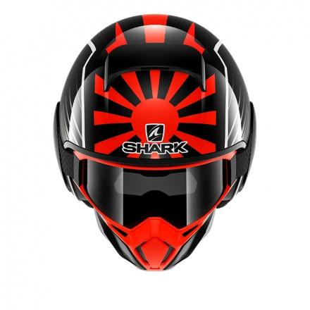 Shark Street Drak Zarco Malays Gp, Zwart-Oranje-Antraciet (2 van 3)