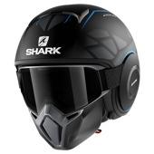 Street Drak Hurok Mat - Zwart-Blauw