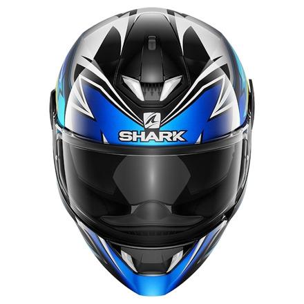 Shark Skwal 2 Oliveira, Zwart-Blauw-Geel (2 van 3)