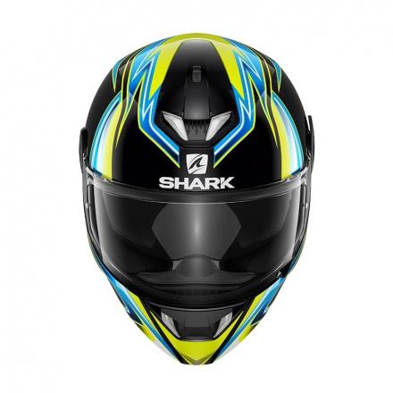 Shark Skwal 2 Sykes, Zwart-Blauw-Geel (2 van 3)
