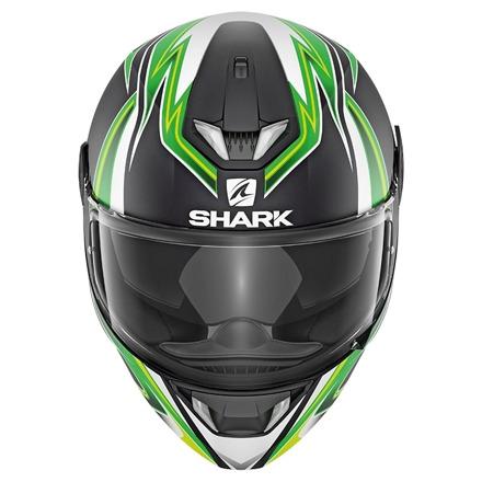 Shark Skwal 2 Sykes Mat Mat, Zwart-Groen-Wit (2 van 3)