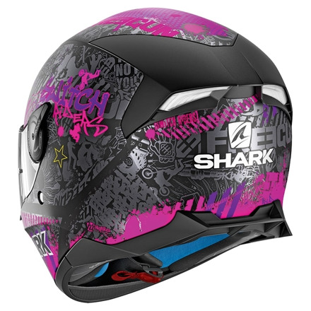 Shark Skwal 2 Switch Rider 2 Mat, Roze (3 van 3)
