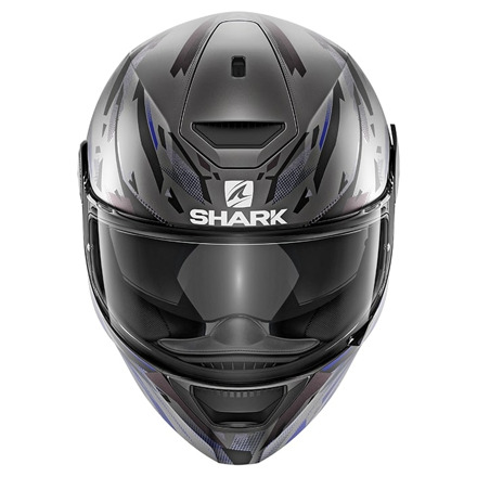 Shark D-Skwal Kanhji Mat, Antraciet-Blauw-Zwart (2 van 3)
