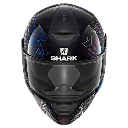 Shark D-Skwal Anyah, Zwart-Paars (2 van 3)