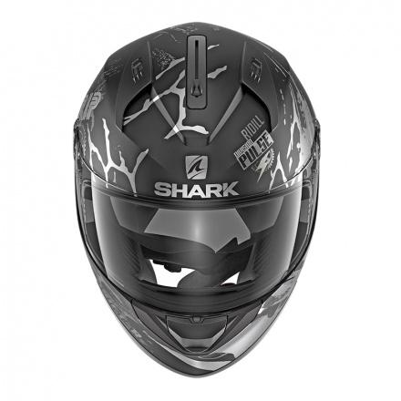 Shark Ridill 1.2 Drift-R Mat, Zwart-Antraciet-Zilver (2 van 3)