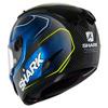 Shark Race-R Pro Carbon Guintoli, Carbon-Blauw (Afbeelding 3 van 3)