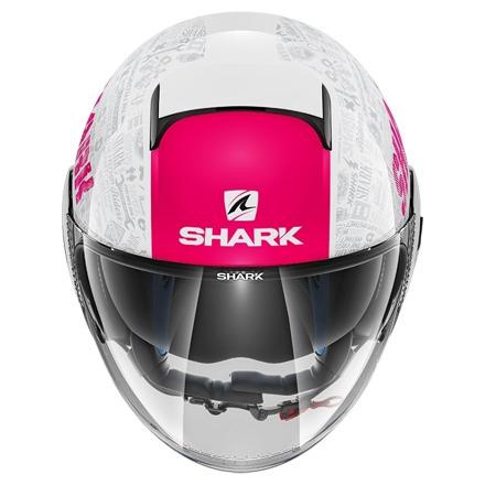 Shark Nano Tribute Rm, Wit-Paars (2 van 3)