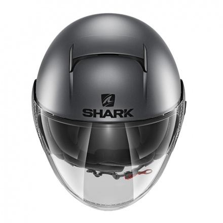 Shark Nano Street Neon Mat, Antraciet-Zwart (2 van 3)